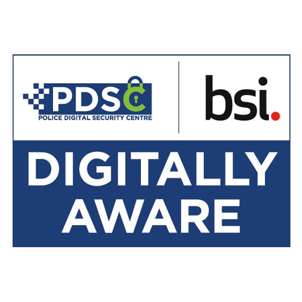 PDSC BSI Digitally Aware Certification